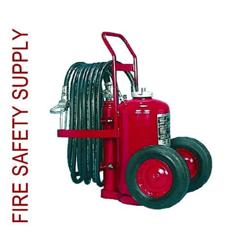 Amerex 452 125 lb. Dry Chemical Nitrogen Cylinder Operated Extinguisher