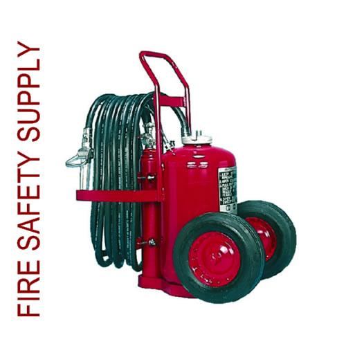 Amerex 452OS 125 lb. Dry Chemical Nitrogen Cylinder Operated Extinguisher