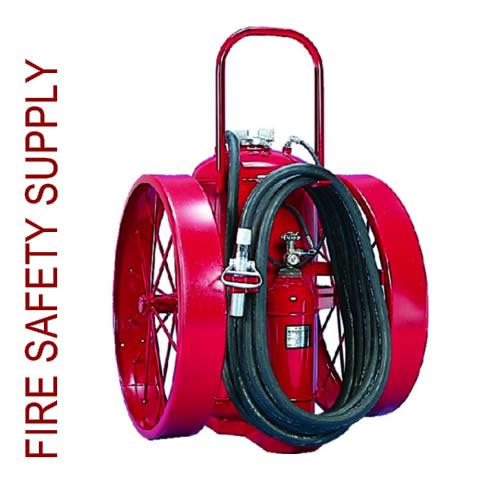 Amerex 464 300 lb. Dry Chemical Nitrogen Cylinder Operated Extinguisher