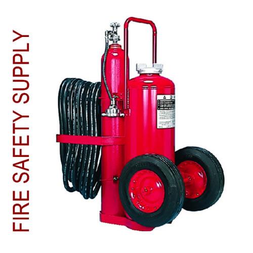 Amerex 467 125 lb. Dry Chemical Nitrogen Cylinder Operated Extinguisher