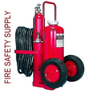 Amerex 476 125 lb. Dry Chemical Stored Pressure Extinguisher