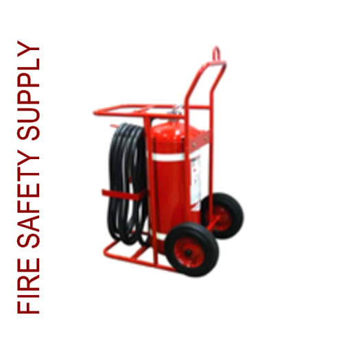 Amerex 478 125 lb. Dry Chemical Stored Pressure Extinguisher