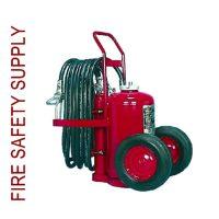 Amerex 481 125 lb. Dry Chemical Nitrogen Cylinder Operated Extinguisher