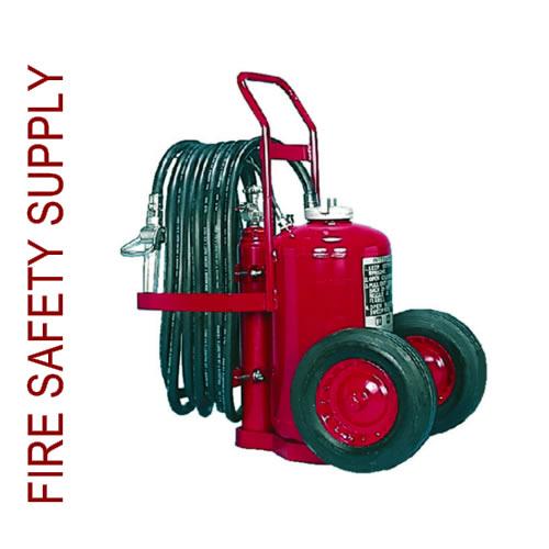 Amerex 482 150 lb. Dry Chemical Nitrogen Cylinder Operated Extinguisher