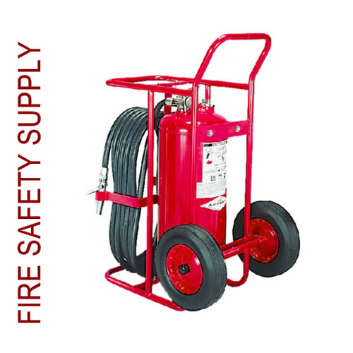 Amerex 489 150 lb. Dry Chemical Stored Pressure Extinguisher