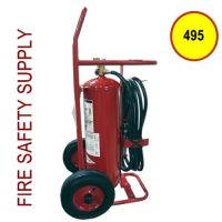Amerex 495 50 lb. Dry Chemical Stored Pressure Extinguisher