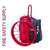 Amerex 630 33 gal. AR-AFFF Premix Foam Extinguisher