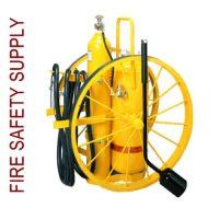 Amerex 680R 150 lb. Class D Dry Powder Extinguisher