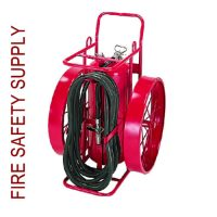 Amerex 690 125 lb. Dry Chemical Stored Pressure Extinguisher