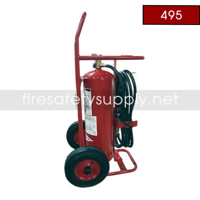 Amerex 495 Dry Chemical Stored Pressure Extinguisher 50 lb.