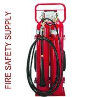 Amerex 335 100 lb. CO2 Stationary