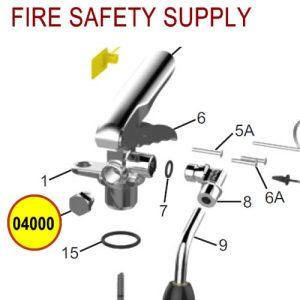 Amerex 04000 Disc Safety Assembly 320, 322