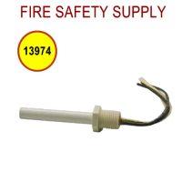 13974 Detector, Heat, Rate Compensated, 450 deg.F, Vert. (Qty. discount 50+)