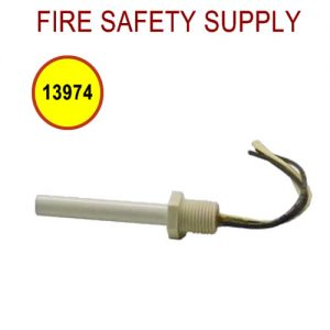 13974 Detector, Heat, Rate Compensated, 450 deg.F, Vert. (Qty. discount 50+)