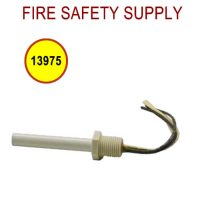 13975 Detector, Heat, Rate Compensated, 325 deg.F, Vert. (Qty. discount 50+)