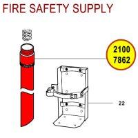 Badger 21007862 Siphon Tube Assembly, ADV-550