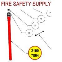 Badger 21007864 - Siphon Tube Assembly - ADV-20