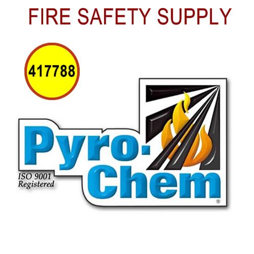 PyroChem 417788 - Swing Check Valve