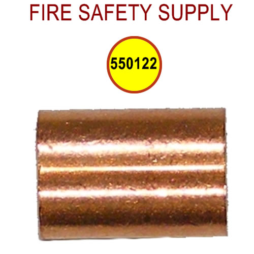 PyroChem 550122 - WC-100, Crimps for 1/16 in. Stainless Steel Wire Rope, Package of 100