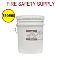PyroChem 550695 - RC-50-BC Dry Chemical, Sodium Bicarbonate, 50 lb. Pail