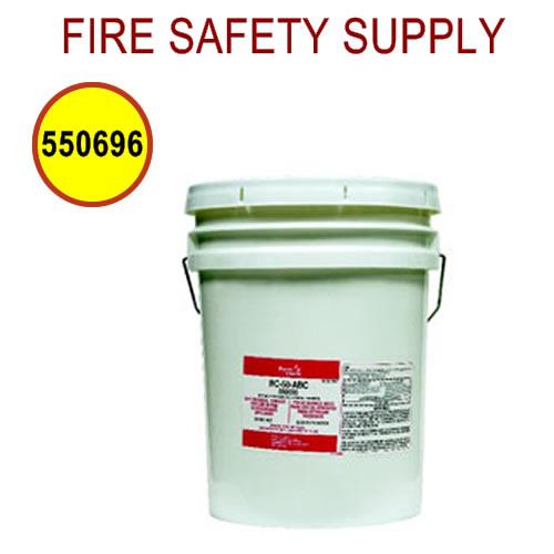 PyroChem 550696 - RC-50-ABC, Dry Chemical, Monoammonium Phosphate, 50 lb. Pail