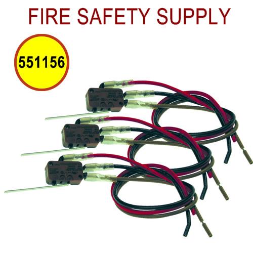 PyroChem 551156 - MS-3PDT Three-Switch Kit - New