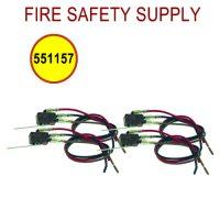 551157 MS-4PDT Four-Switch Kit (New)