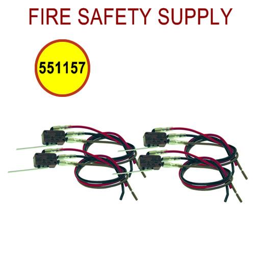 PyroChem 551157 - MS-4PDT Four-Switch Kit - New