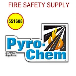 PyroChem 551608 - T-3W Three-Way Tee