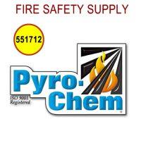 Pyro-Chem 551712 Rebuilding Kit, Dry Valve Seal, ATDII-80SBC Only