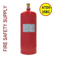 Pyro-Chem ATDII-35BC Cylinder with Valve, BC Agent, 35 lb.