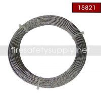 Pyro-Chem & Ansul 15821 WR-50 Wire Rope