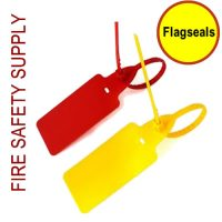 Flagseal (Tamper Seal) Box of 1000