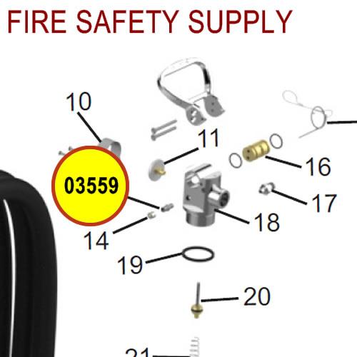 Amerex 03559 - Pressure Valve - 690