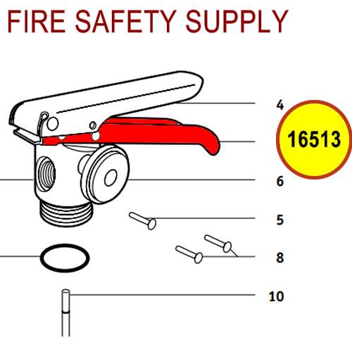 Badger 16513 - Carrying handle - large valve models