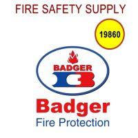 Badger 19860 Cylinder hydro test adapter,large valve models