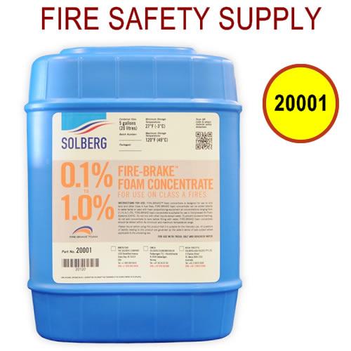 Solberg 20001 FIRE-BRAKE