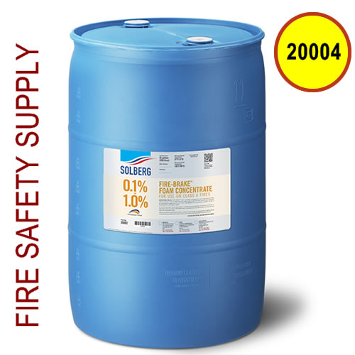 Solberg 20004 - FIRE-BRAKE, bulk