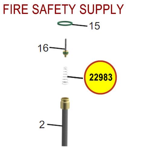 Amerex 22983 Spring B674, B675