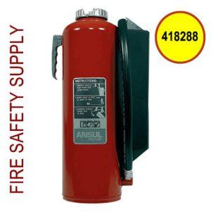 Ansul 418288 Extinguisher, ULC, 30 lb, MX-I-30-G