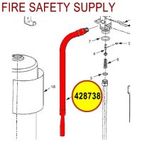 Ansul 428738 Sentry Hose and Nozzle Assembly