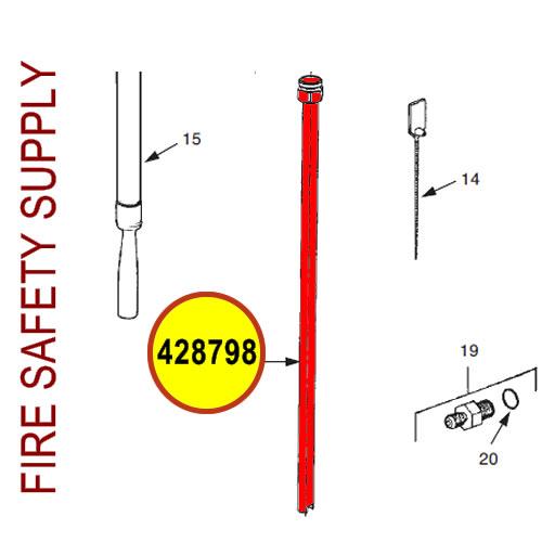 428798 Ansul Sentry Pick-Up Tube
