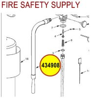 Ansul Sentry 434908 Hose Assembly