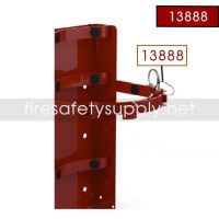 Amerex 13888 Pull Pin and Chain Box Type Brackets
