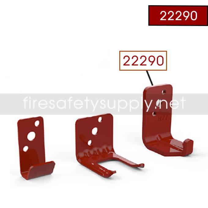 Amerex 22290 Wall Hanger Bracket Red-332