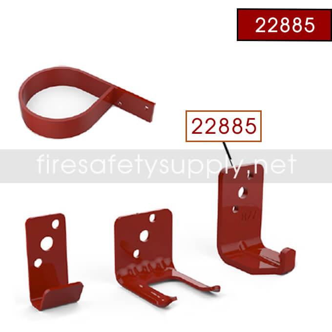 Amerex 22885 Wall Hanger Bracket 320NM