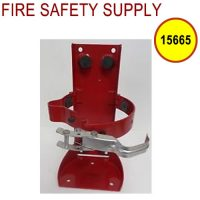 Ansul 15665 RED LINE Bracket with Military Ring Pin (MIL-20-E)