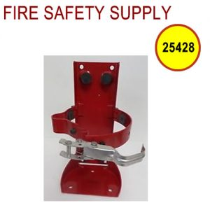Ansul 25428 RED LINE Bracket with Military Ring Pin (30-E)