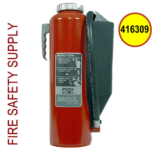 Ansul 416309 Red Line 20 lb. Extinguisher (I-K-20-G)
