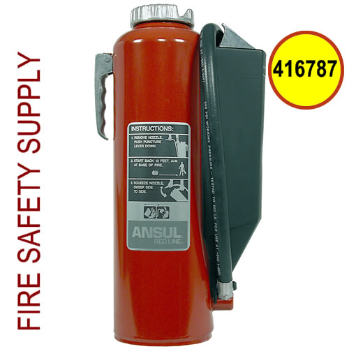 Ansul 416787 Red Line 20lb Cutaway Extinguisher (I-A-20G)
